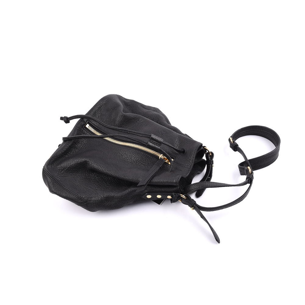 cow leather women duffle bag manufacture
