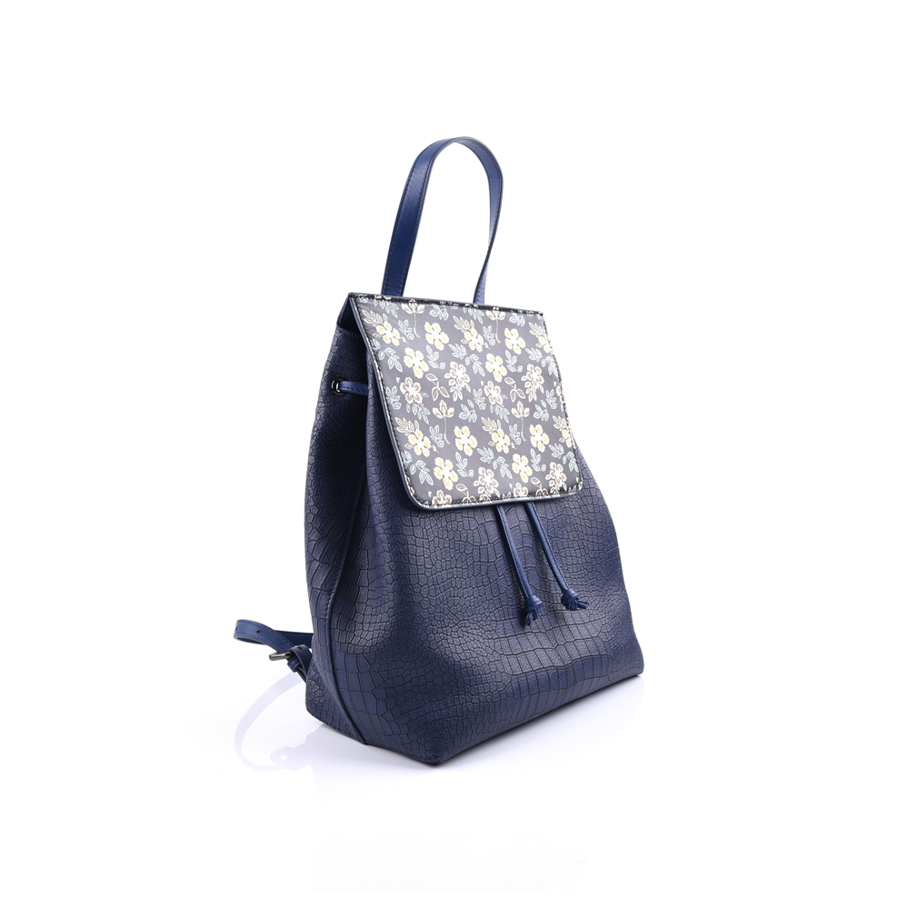 cow leather women backpacks manufacture