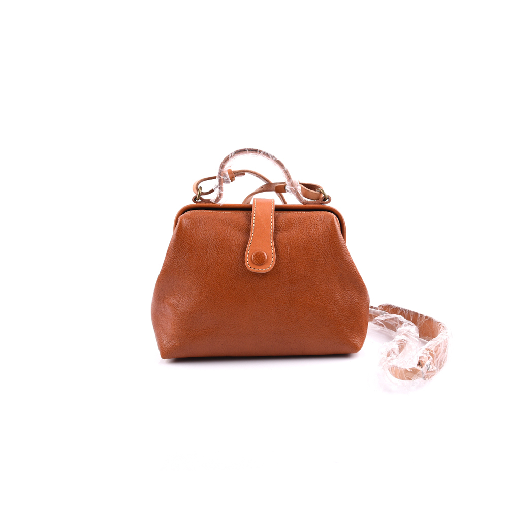 tan cow leather crossbody bags company