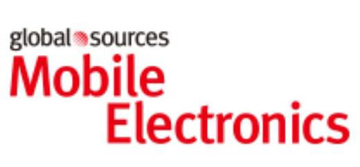 18th-21stApril,2019GlobalSourcesMobileElectronics showi