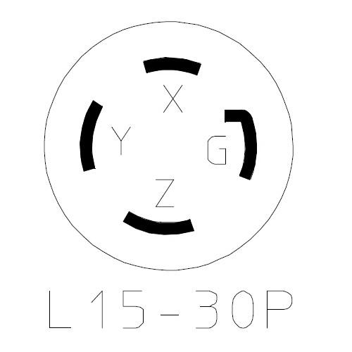 Nema L15 30p