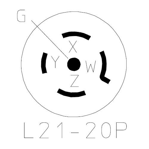nema l21