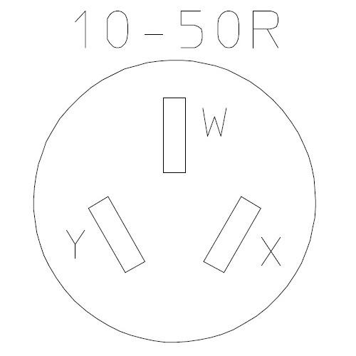 10 50r Wiring Diagram   Repair Manual Nema R Wiring Diagram on