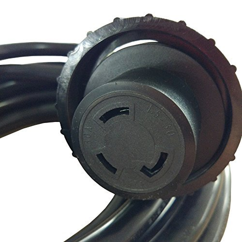 Shore Power 30A Extension Cord 50'