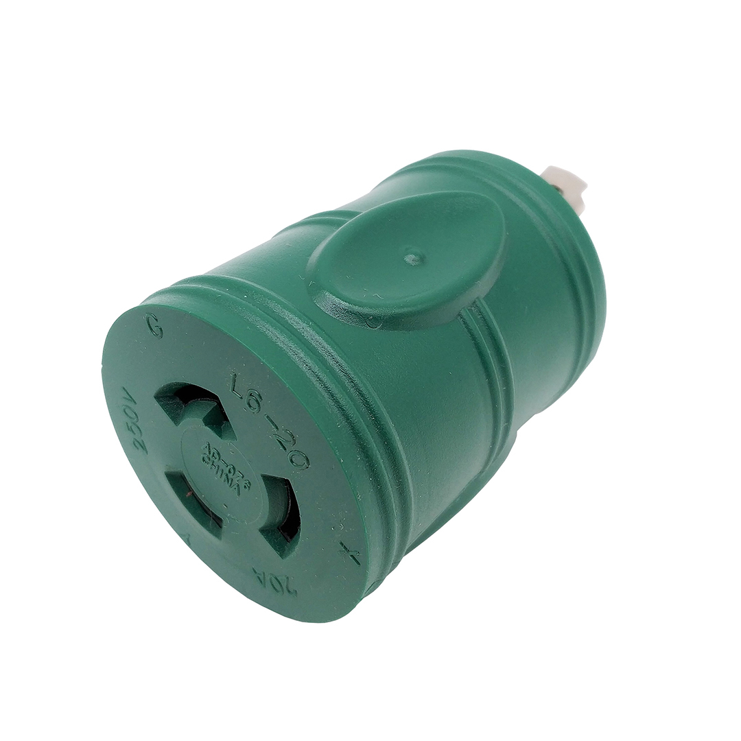 L6-30P to L6-20R Adapter