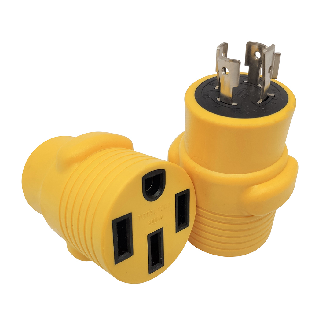 New product release L14-20P to 14-50R 1-piece adapter