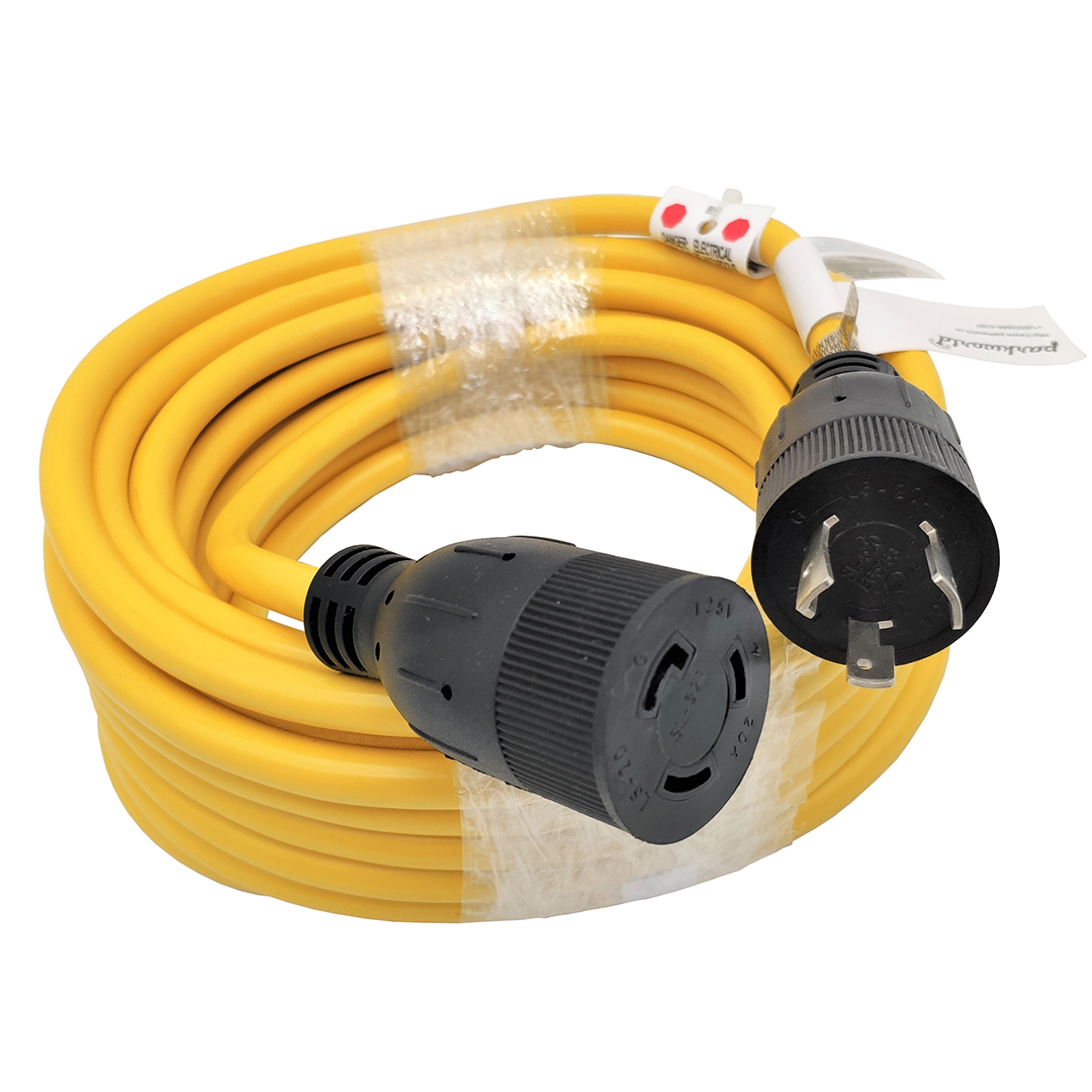 NEMA L5-20 Extension Cord (36FT)