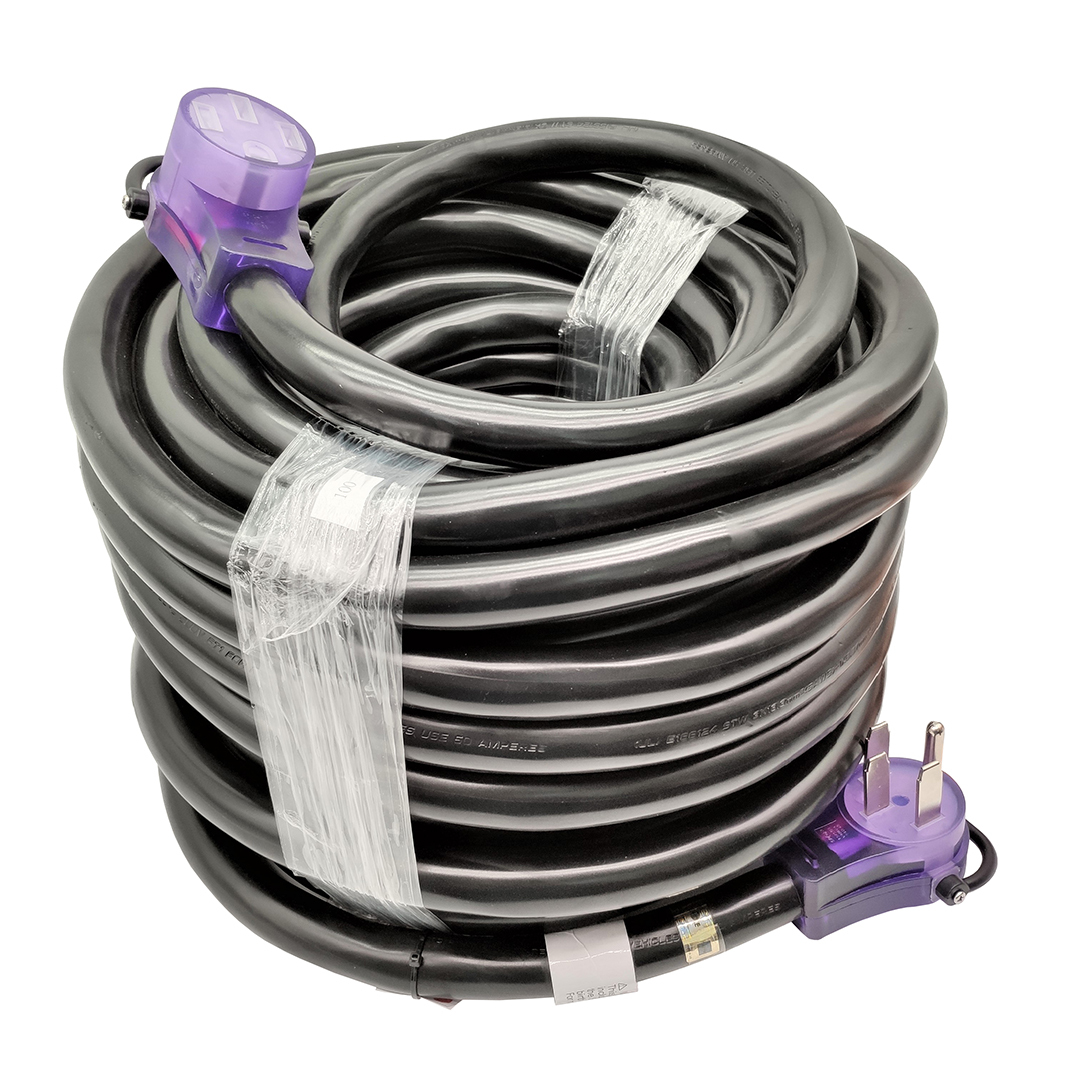 RV 50A Extension Cord 175 FT