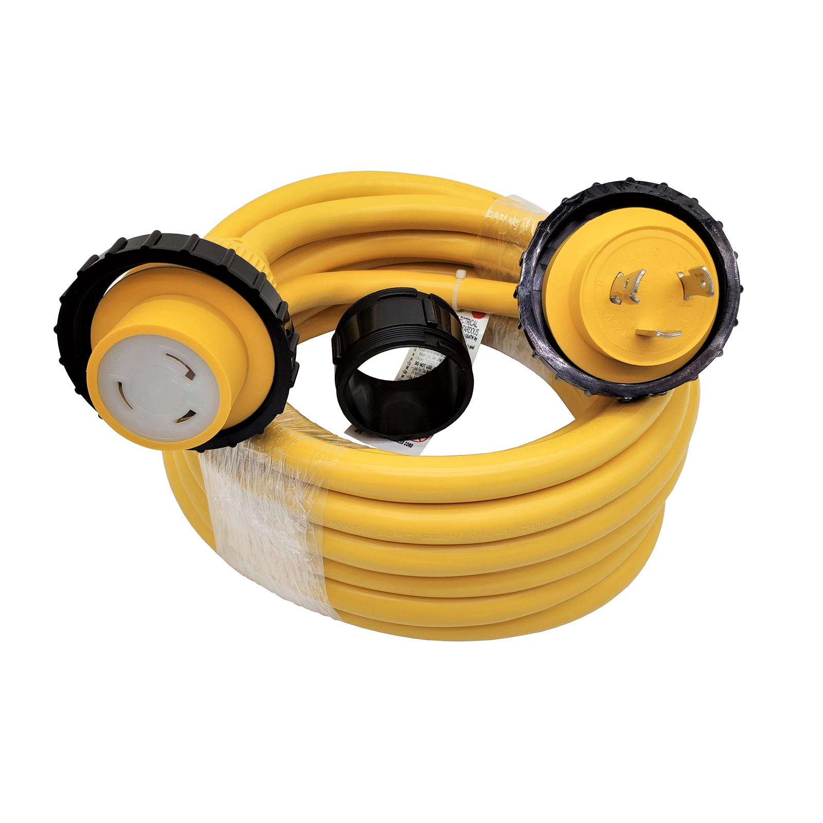 RV 30A Shore Power Extension Cord (25 FT)