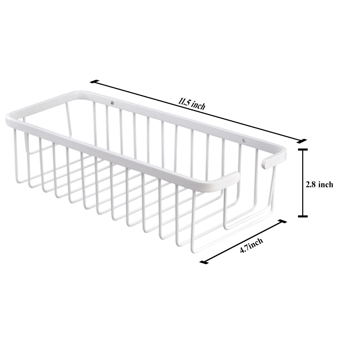 Corner Shower Caddy   Corner Basket For Shower No Drilling, ...
