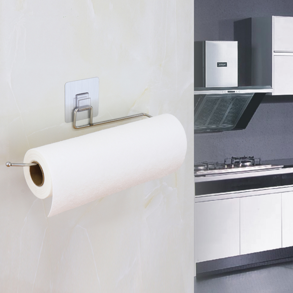 Paper Towel Holder with Magic Adhesive Pad, Einfagood ...