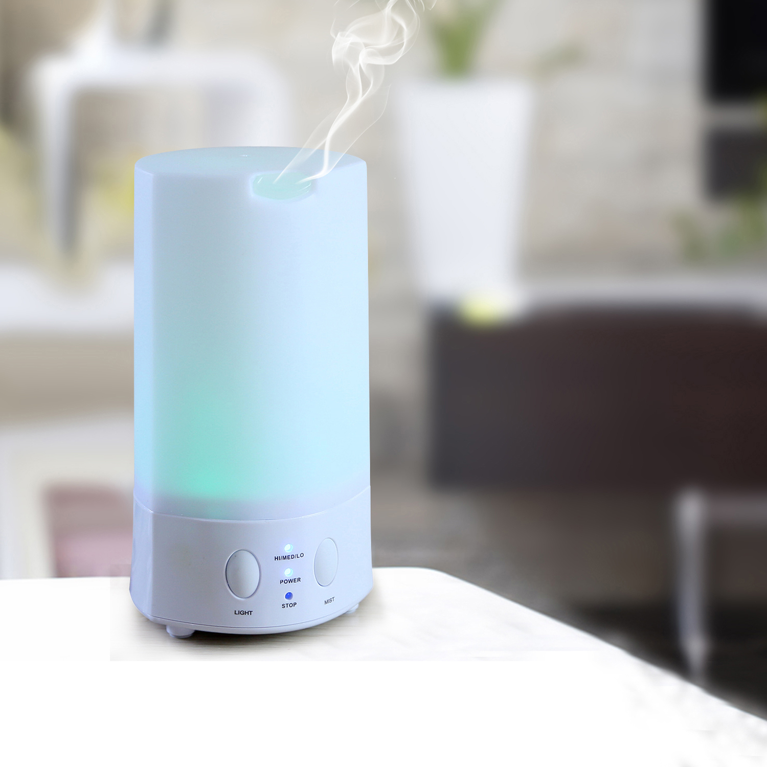100mL Humidifier with Colorful Changing LED Light