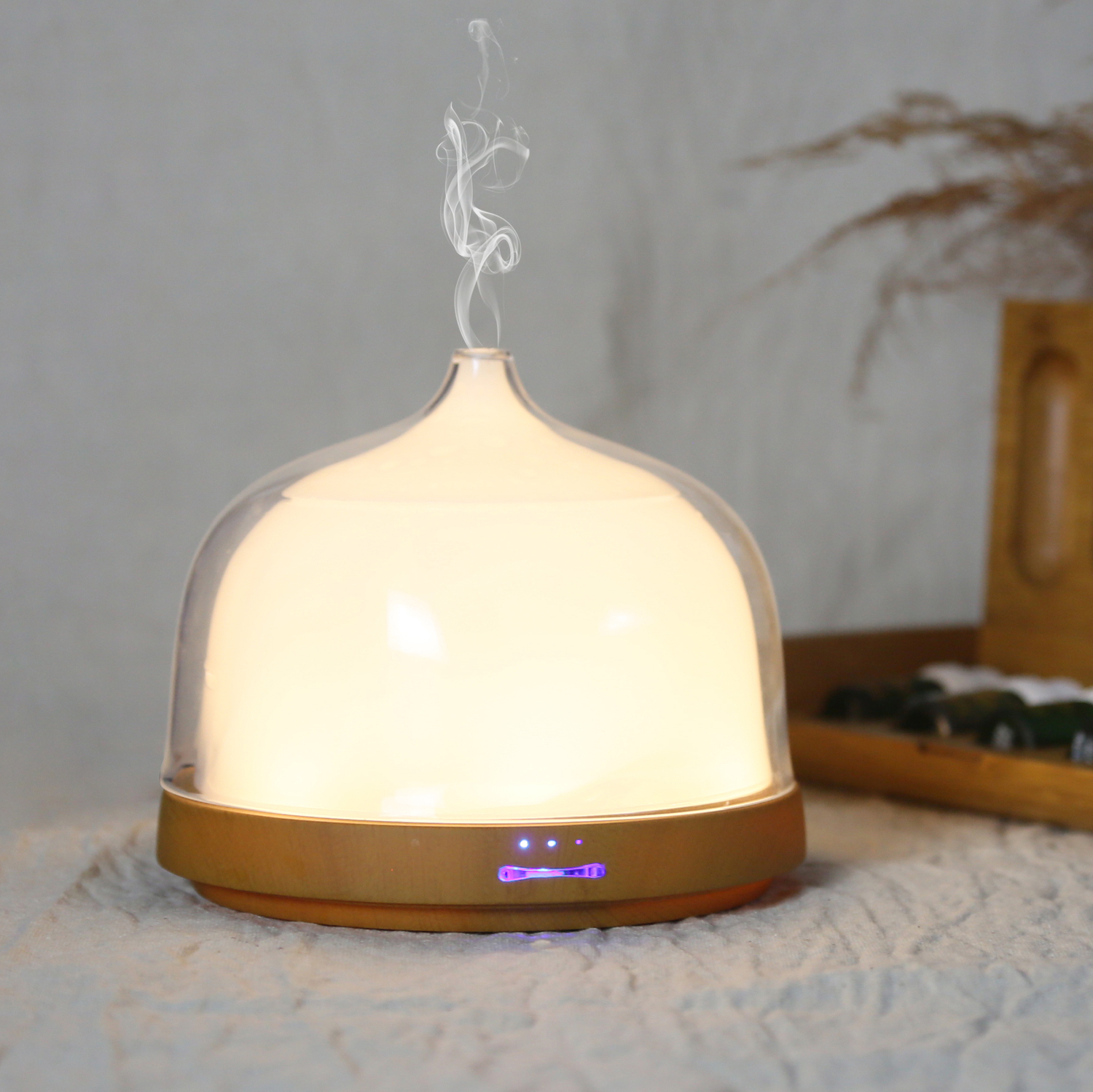 Aromacare 200ml Aroma diffuser humidifier