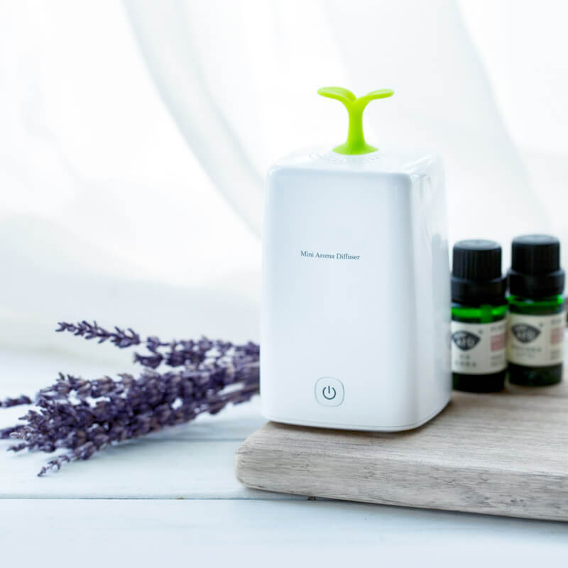 TA-052-Mini Bud Essential Oil Diffuser Oil Dispenser