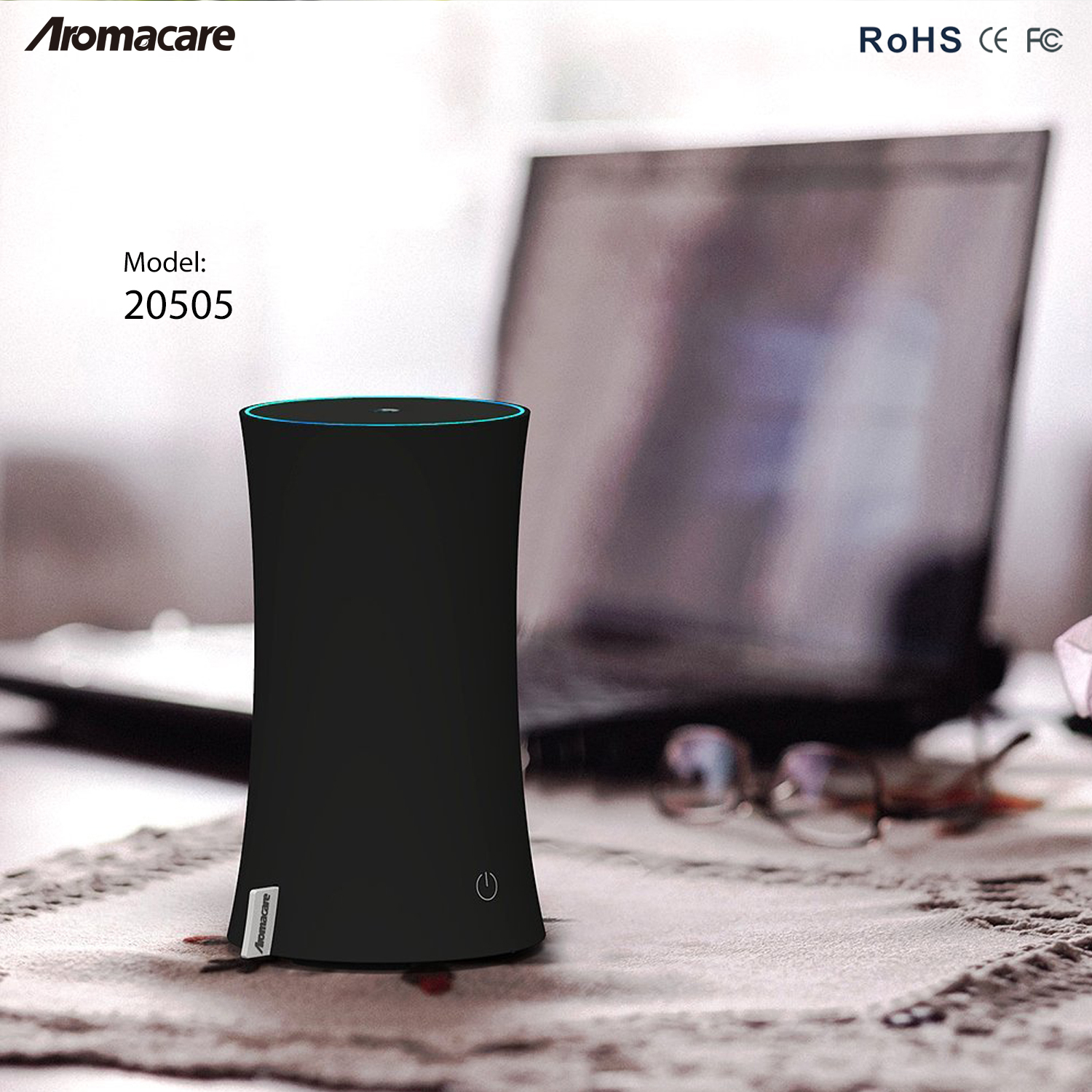 Portable Humidifier Quiet & Great For Any Spa, Office