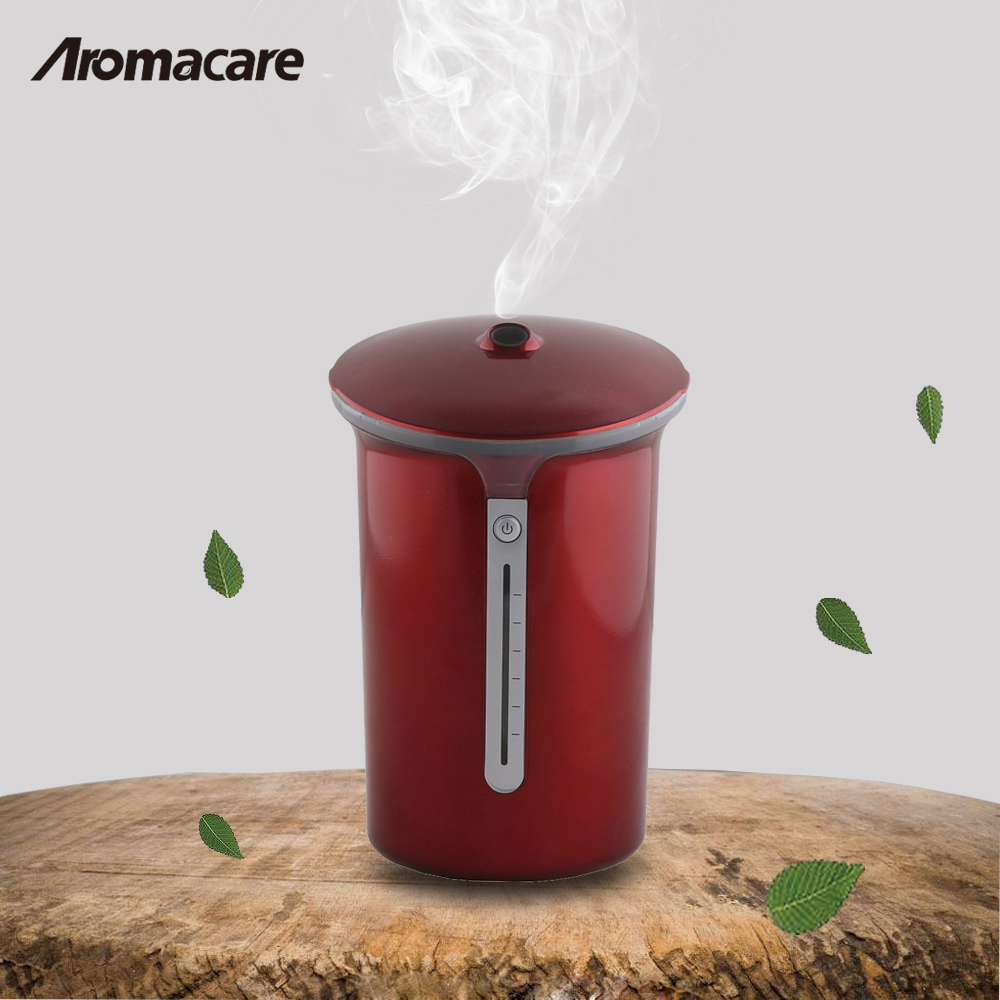 Aromacare Car Portable Air Diffuser Essential Oil Humidifier