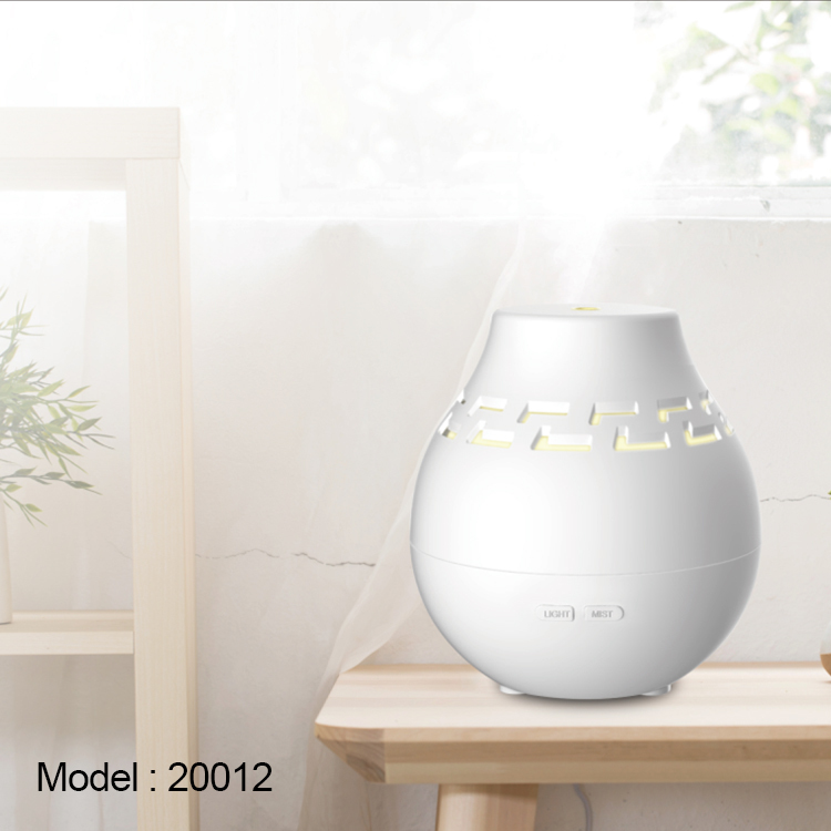 150ml USB Air Ultrasonic Humidifier Scent Aroma Diffuser