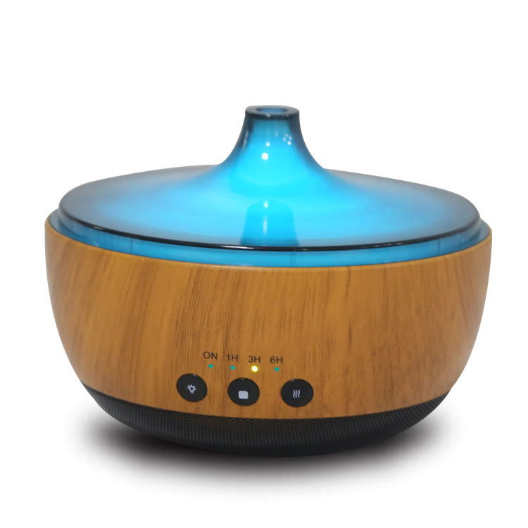24V Bluetooth Ultrasonic Air Humidifier Aroma Diffuser(TA-40