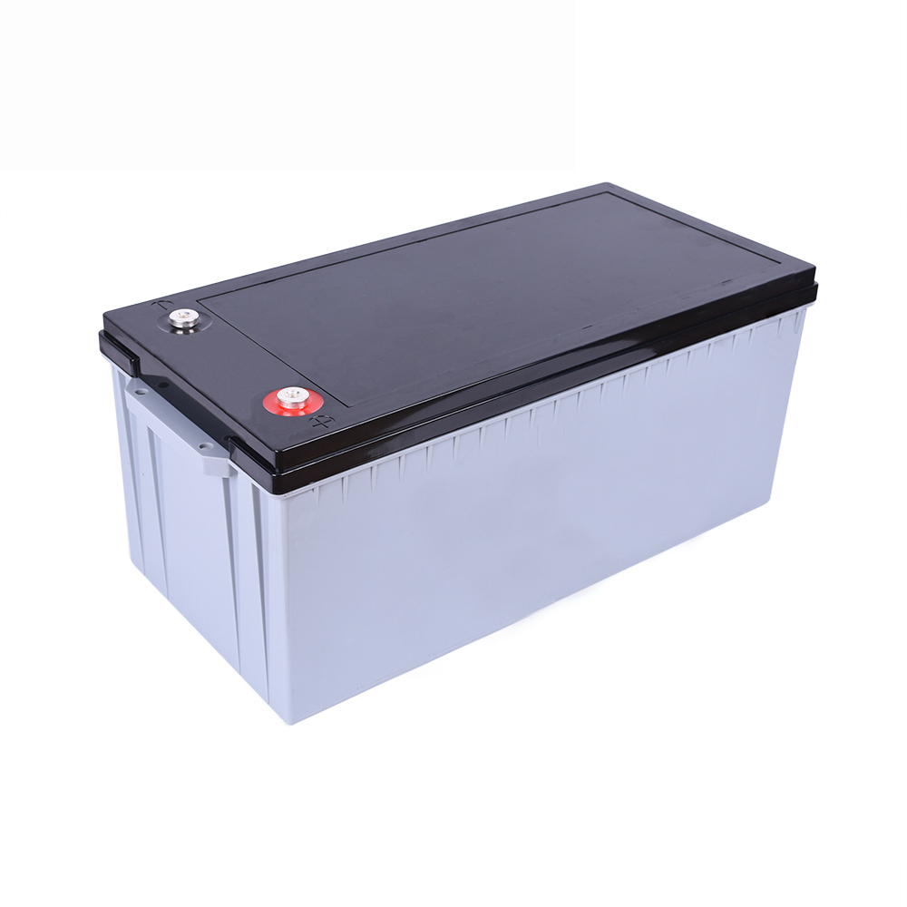 good sale lifepo4 12v 200ah battery pack deep cycle solar ba