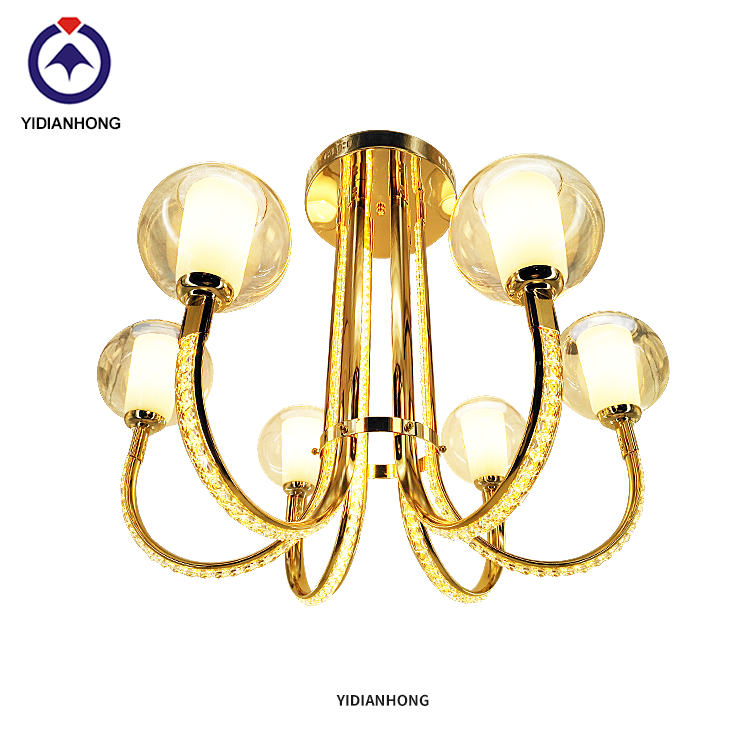 Chandelier,pendant lamp, Modern crystal chandelier led penda