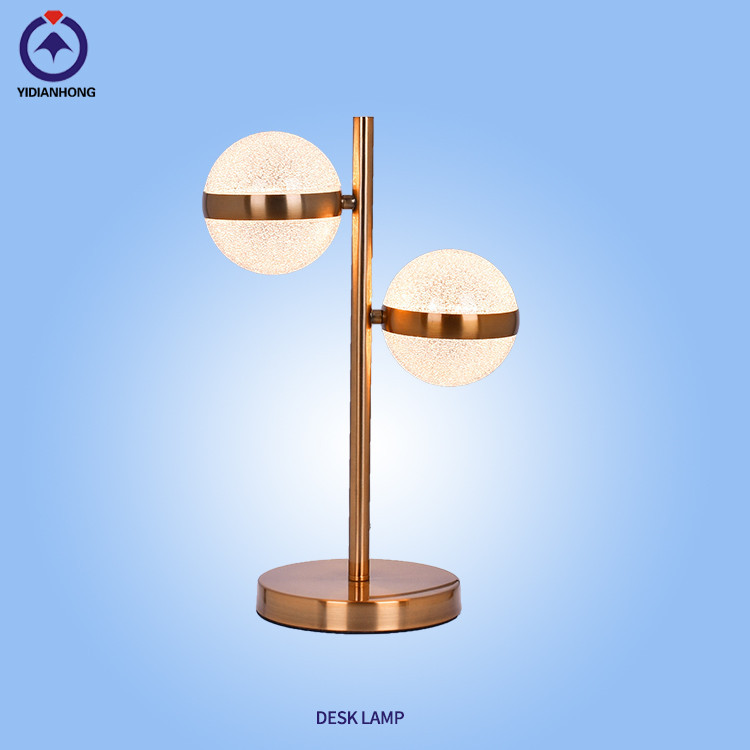 Modern Led Chandelier Table Lamps