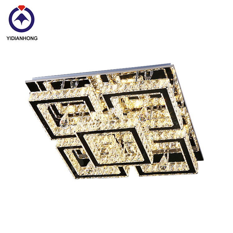 high quality Stainless Steel Living Room Ceiling Light,
