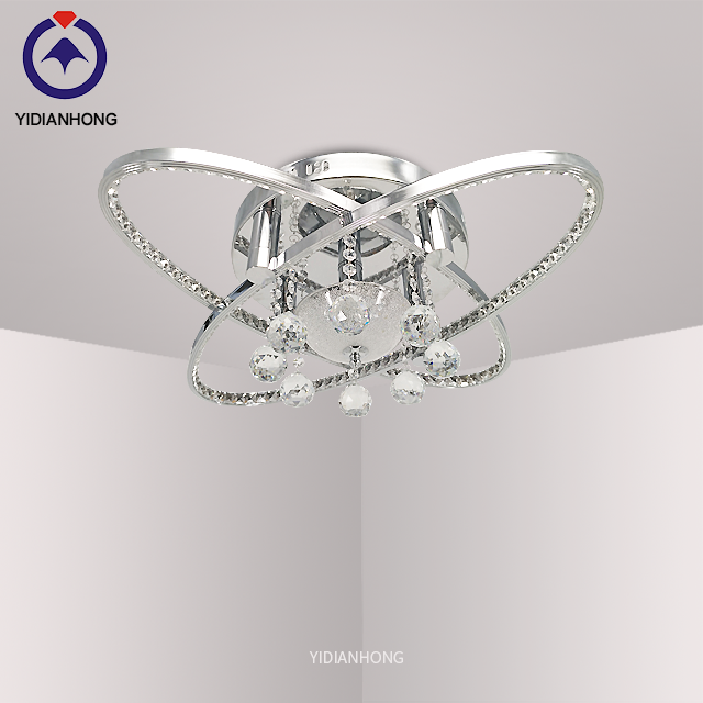 K9 crystal modern ceiling light