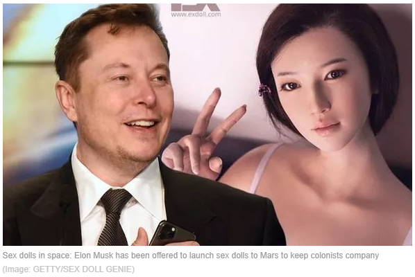Elon-Musk-Mars-2024-mission-companion-love-dolls