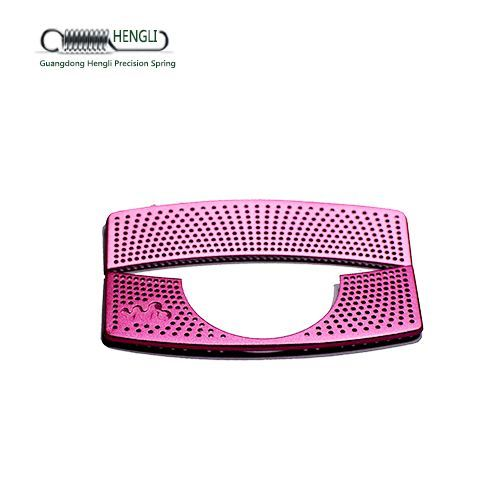 Factory Supply Of Perforated Metal Mesh Speaker Grille/ Dust