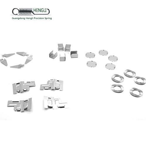 Various types metal stamping parts service precision stampin