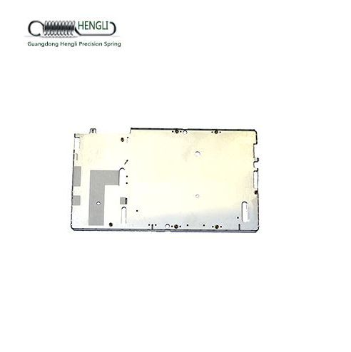 CustomprecisionmetalsheetstampingusedinmobileLEDbracket/Meta