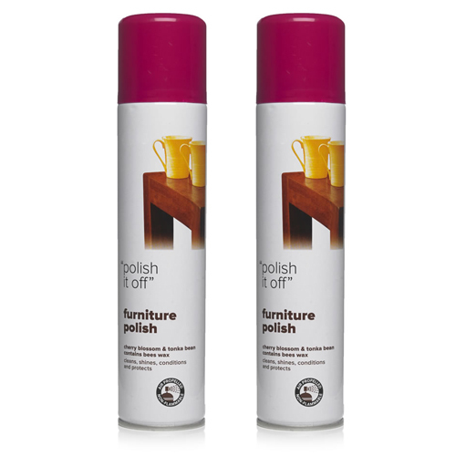 Furniture Polish Spray