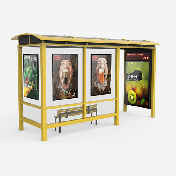 Bus Stop Shelter 014