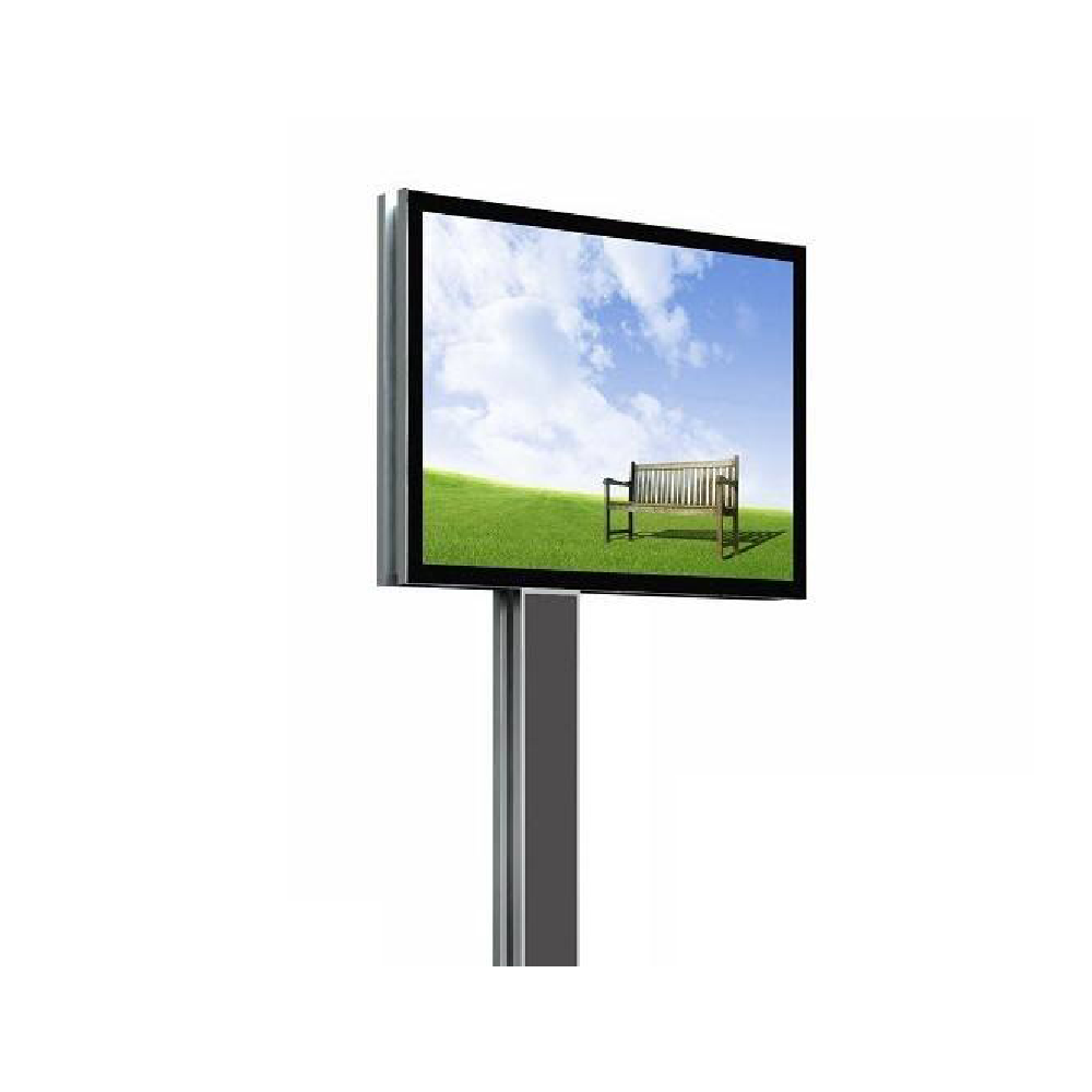 Scrolling outdoor advertising billboard light box 003