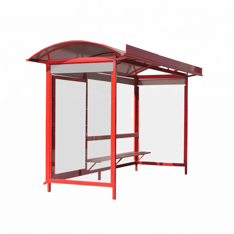 Modern bus shelter design for sale