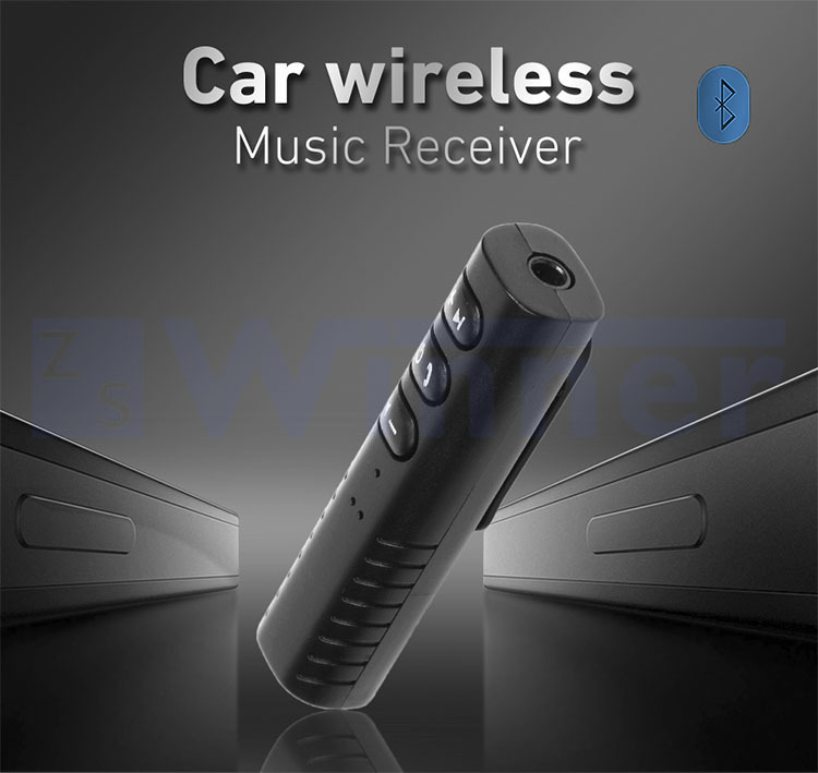 Protable Bluetooth Receiver,Wireless,Car Adapter,Car Kits,
