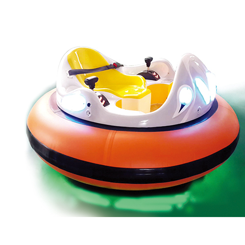 Space bumper boat