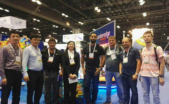 12 to 16 Novermer IAAPA Attractions Expo 2018 in USA is comi