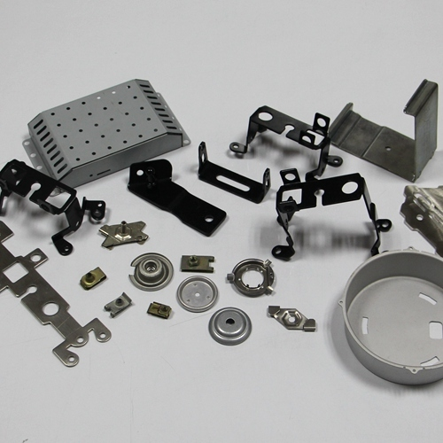 car related metal parts