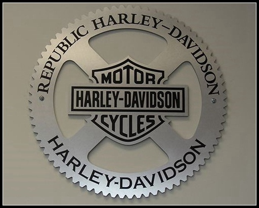 Custom metal signs, nameplates, panels