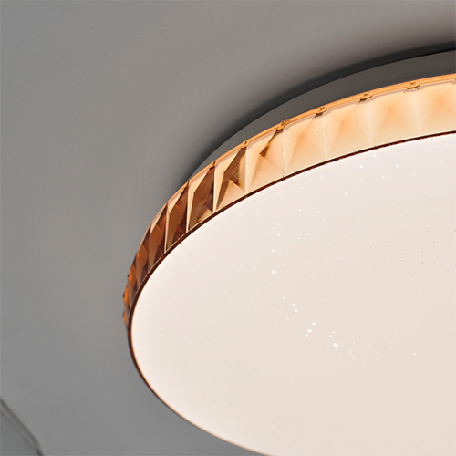 led round decorative ceiling light