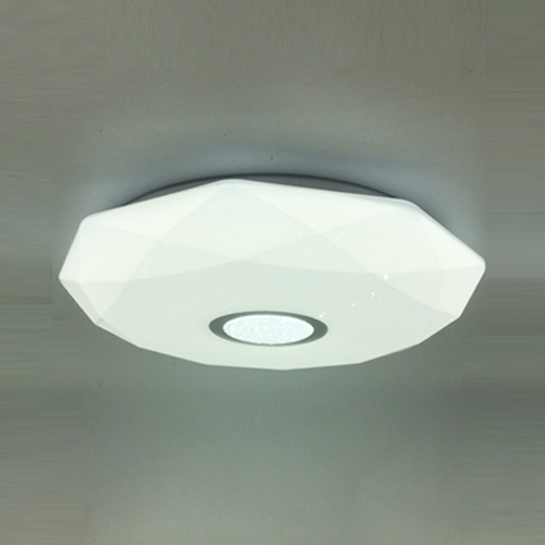LED ceiling light diamond shape design