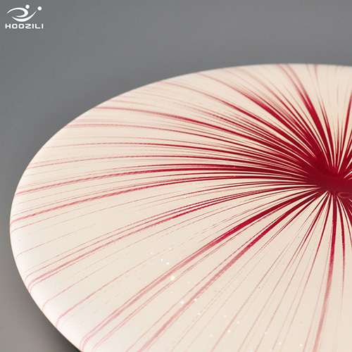 LED ceiling light red pattern can customize