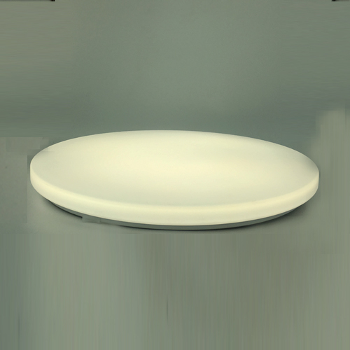 Super thin white acrylic led ceiling light for hotel light