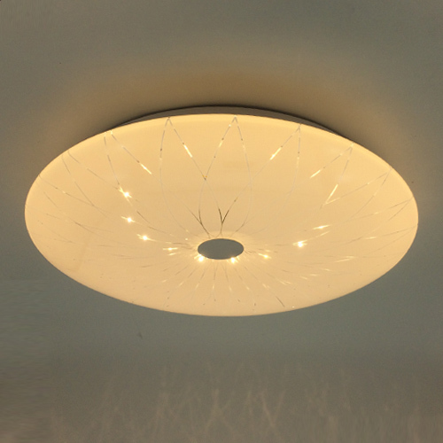 Modern led acrylic ceiling light design from china supplier