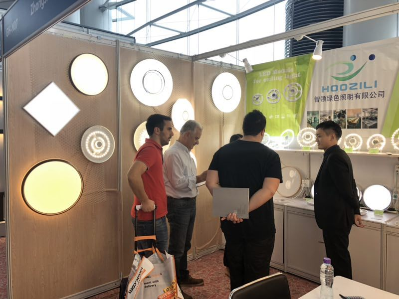 2018 Hong Kong Lighting Fair--we are here keep moving