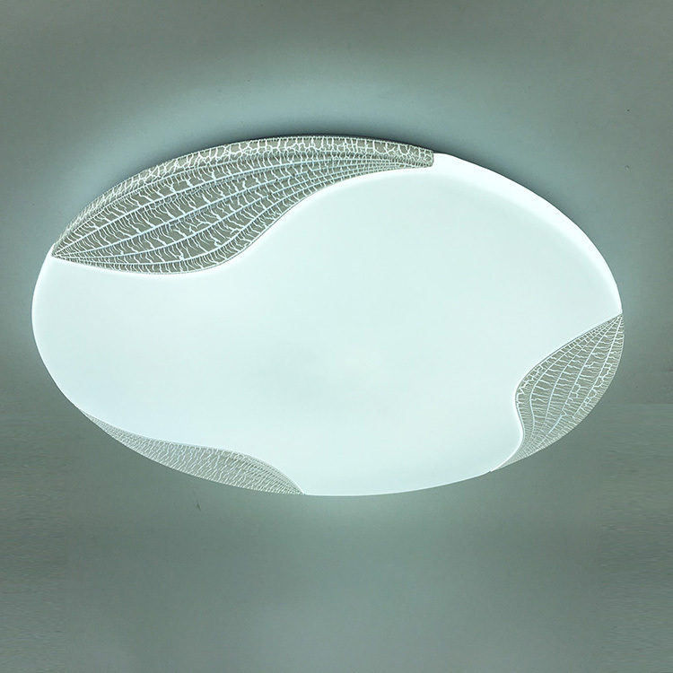 LED ceiling light super thin with pattern look like socker s