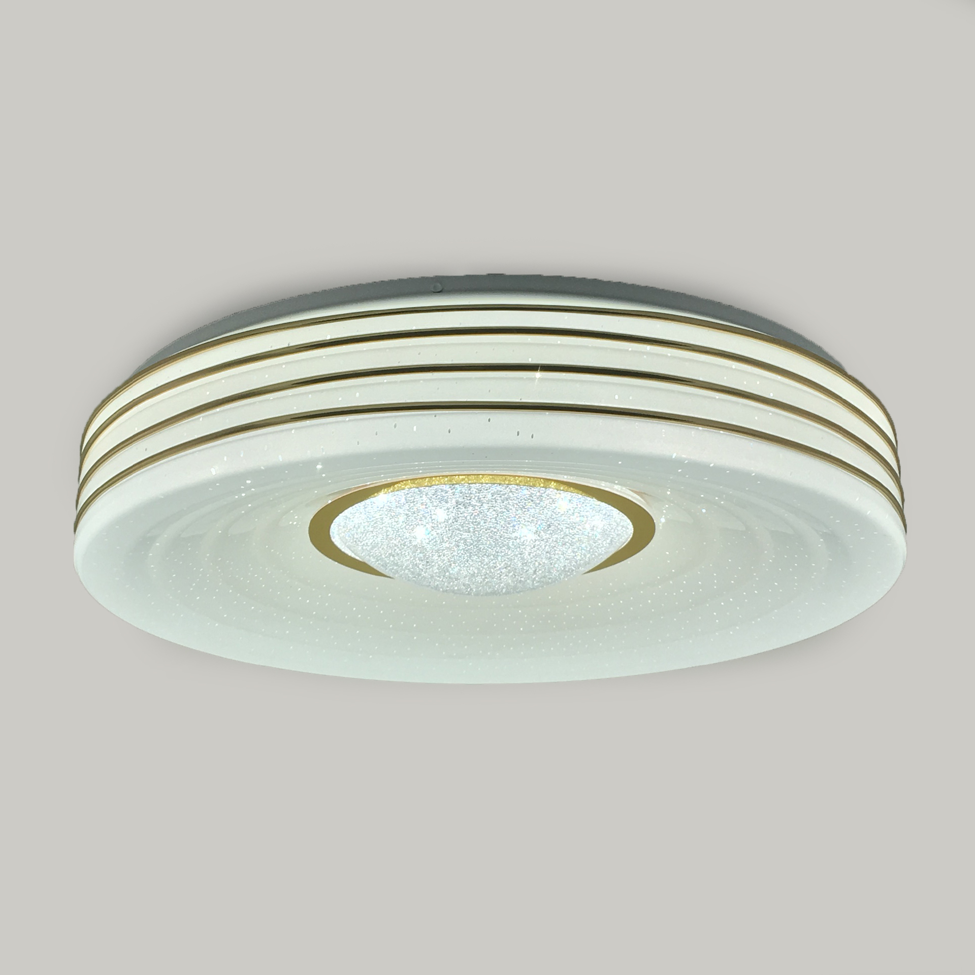Hot sale remote control SMD living room led ceiling light