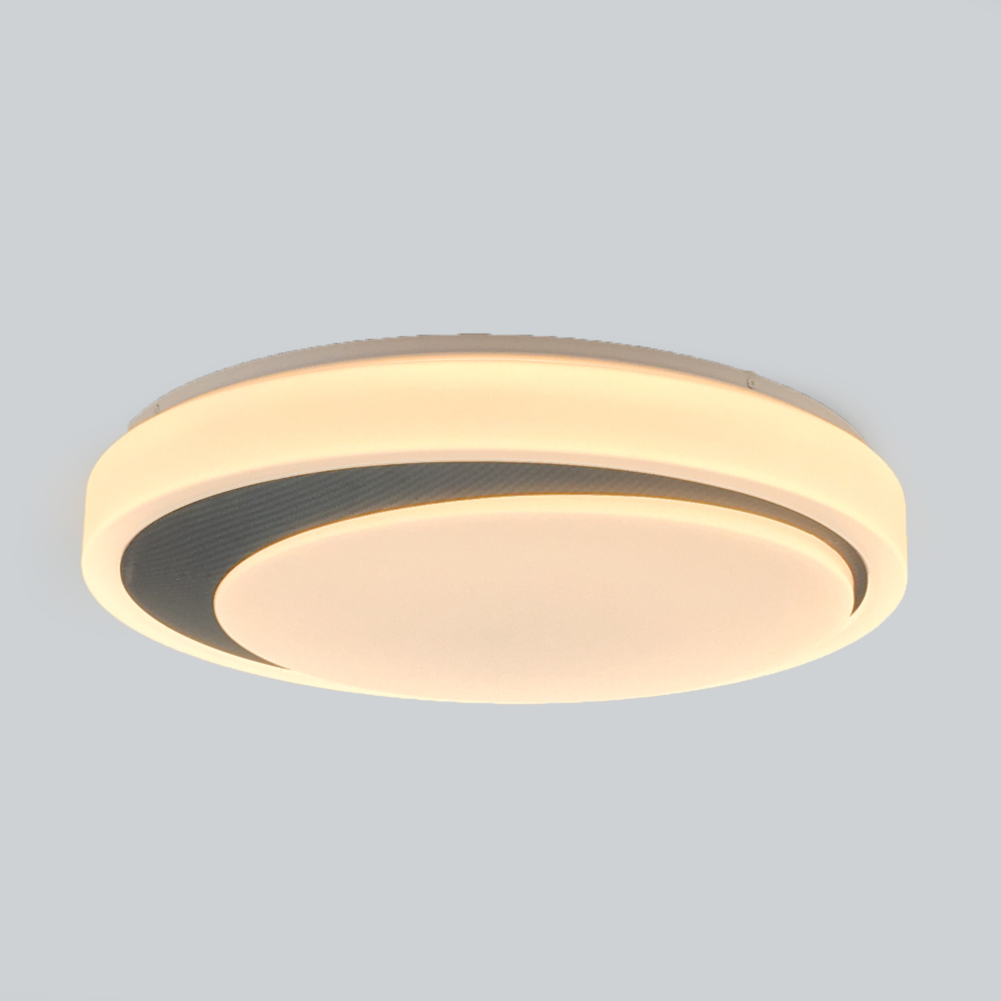 acrylic round SMD surface mount led ceiling light