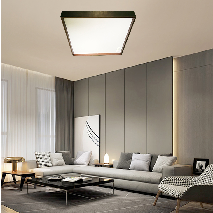12w 18w 24w 32w Square mounted led ceiling light, modern led